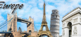 Top Five European Destinations for Romantic Couples