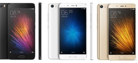 Xiaomi Mi5 Specification, Features, Price in India